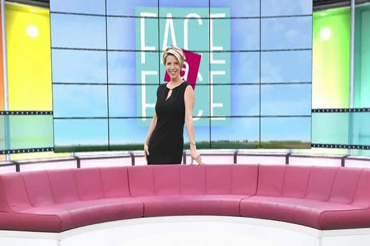 Fauteuil en cuir RTL Face à Face