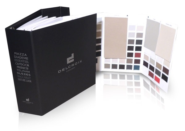 Catalogue de cuirs, skais et tissus en Belgique