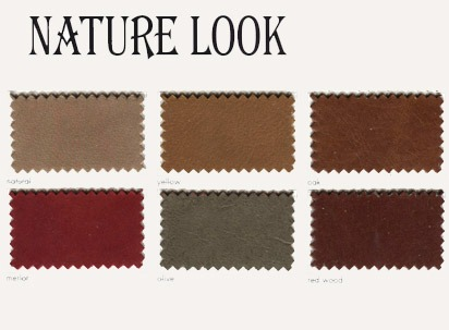 Catalogue cuirs Nature look