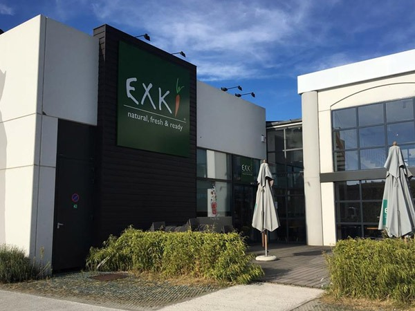 Réparation de banquette restaurant Exki Wavre